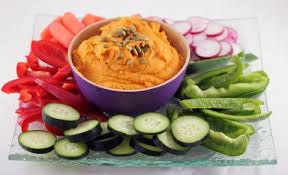 Warm Sweet Potato Dip